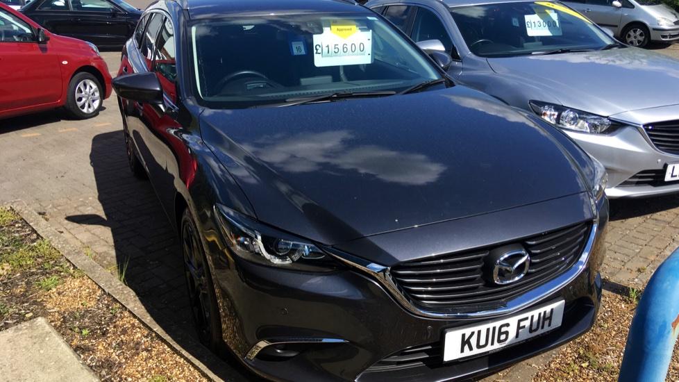 Mazda 6 2.0 Sport Nav 5dr Estate (2016) image