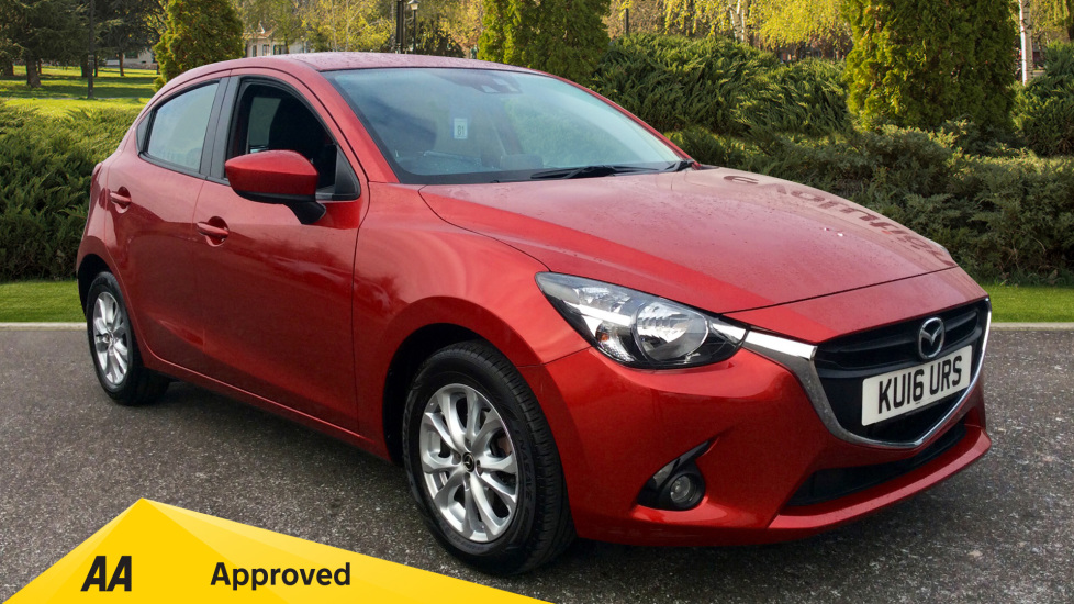 Mazda 2 1.5 SE-L Nav Automatic 5 door Hatchback (2016) image