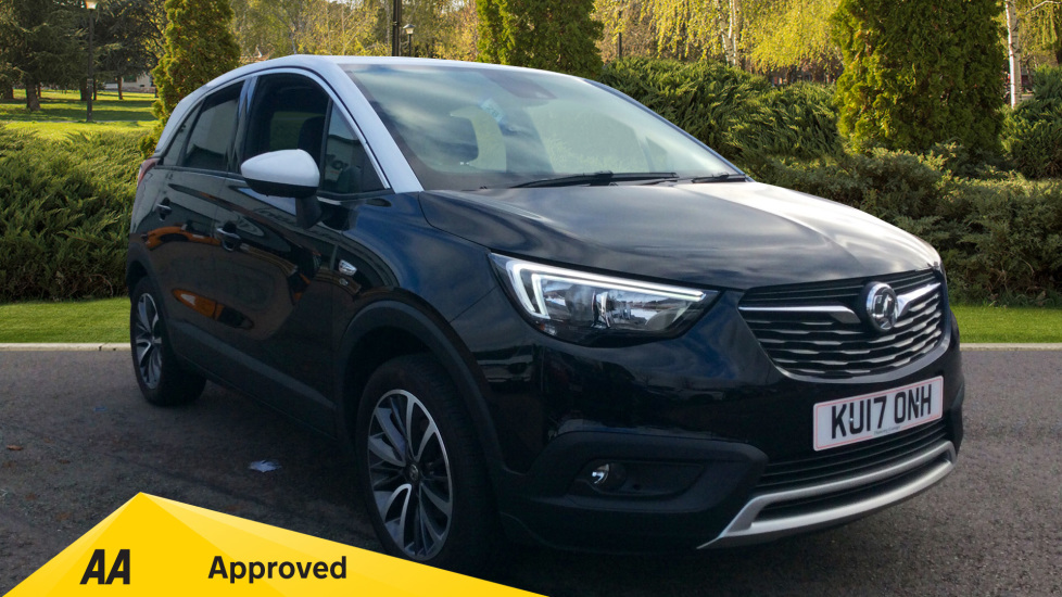 Vauxhall Crossland X 1.2T ecoTec [110] Elite [Start Stop] 5 door Hatchback (2017) image