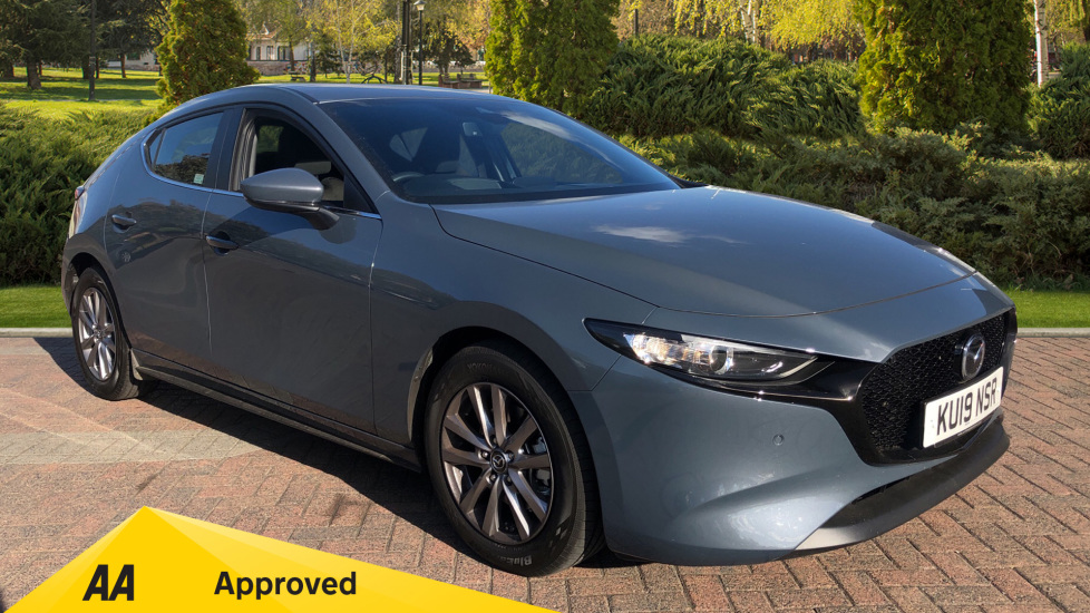 Mazda 3 1.8 Skyactiv-D SE-L Lux 5dr Diesel Hatchback (2019) available from Ford Ashford thumbnail image