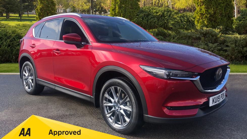 Mazda CX-5 2.2d [184] GT Sport Nav+ 5dr AWD Diesel Estate (2019) at Mazda Northampton Motors thumbnail image