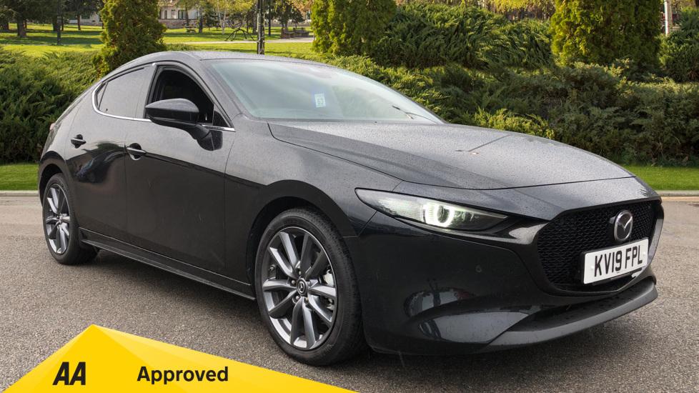 Mazda 3 2.0 Skyactiv-G MHEV Sport Lux Automatic 5 door Hatchback (2019)