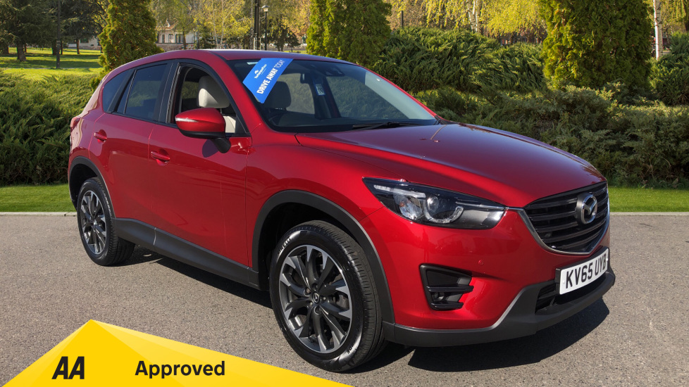 Mazda CX-5 2.2d [175] Sport Nav 5dr AWD Diesel Automatic 41890 door Estate (2015) image