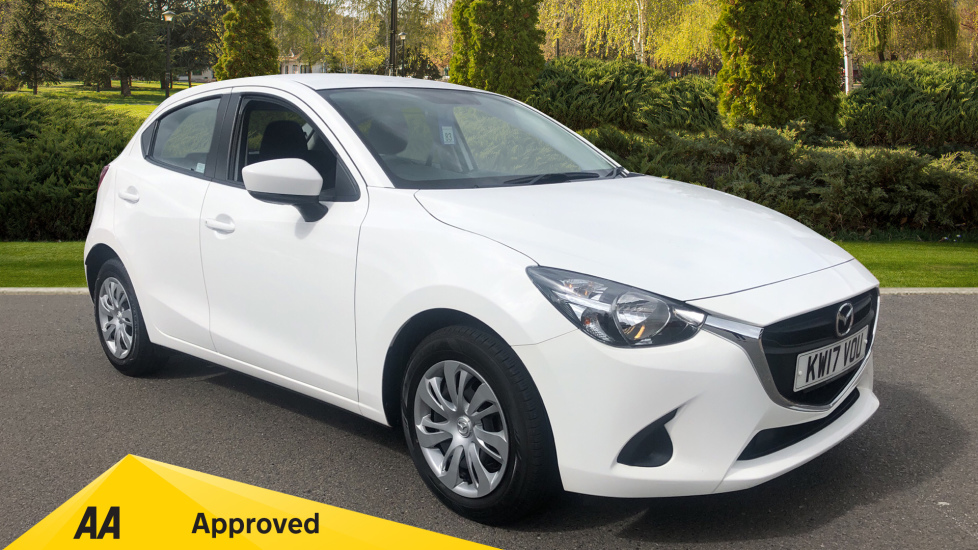 Mazda 2 1.5 75 SE 5dr Hatchback (2017) available from County Motor Works Vauxhall thumbnail image