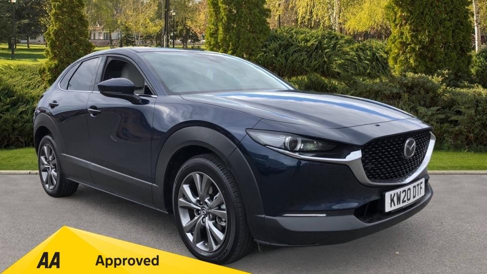 Mazda CX-30 2.0 Skyactiv-X MHEV GT Sport 5dr Power Lift Gate - Reversing Camera  Hatchback (2020) image