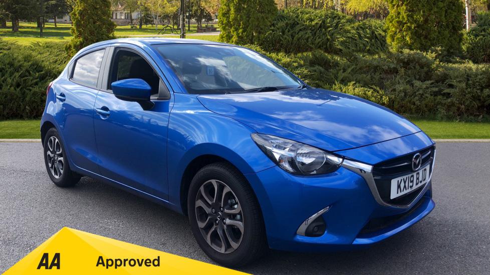 Mazda 2 1.5 Sport Nav+ 5dr Automatic Hatchback (2019) image