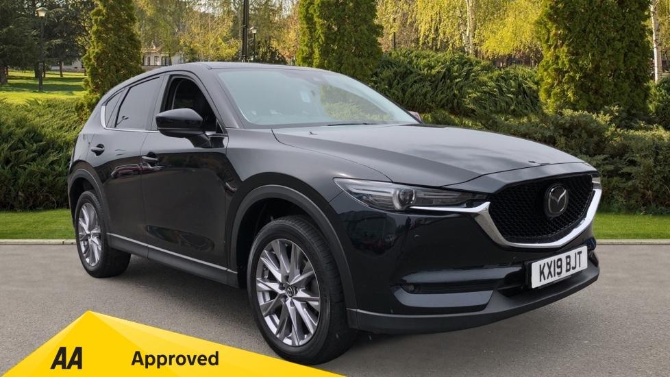 Mazda CX-5 2.2d Sport Nav+ 5dr Power Liftgate - Reversing Camera Diesel Estate (2019) image