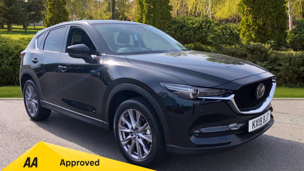 Mazda CX-5 2.2d Sport Nav+ 5dr Diesel Estate (2019) image