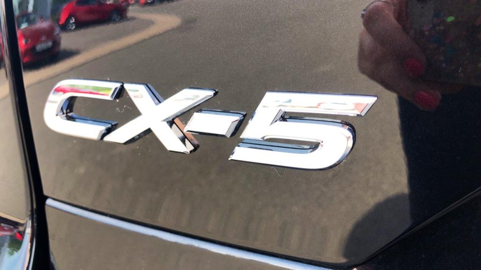 Mazda CX-5 2.2d Sport Nav+ 5dr image 10