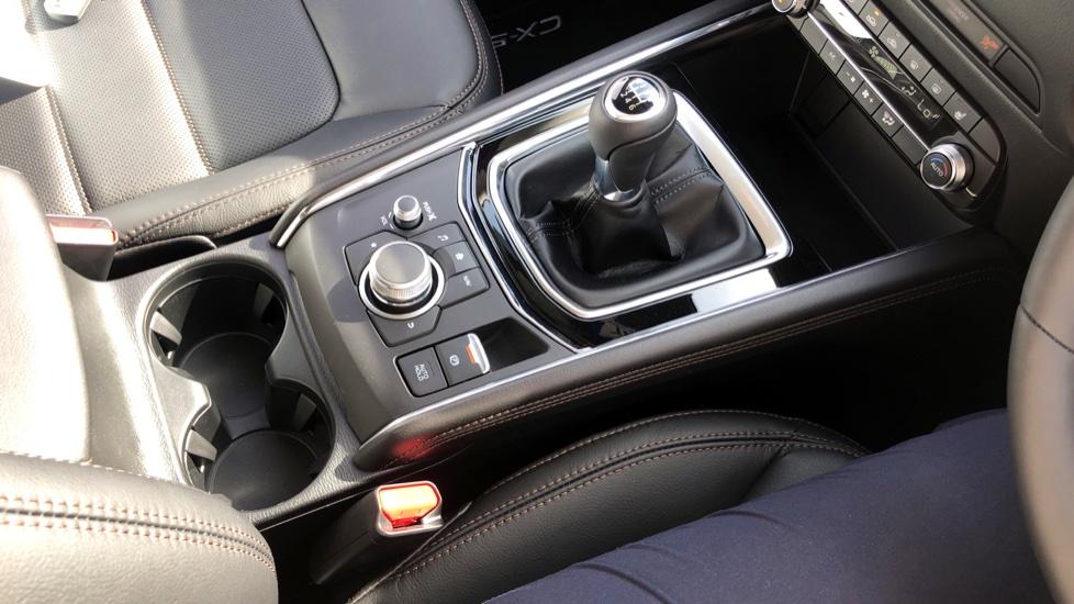 Mazda CX-5 2.2d Sport Nav+ 5dr image 38