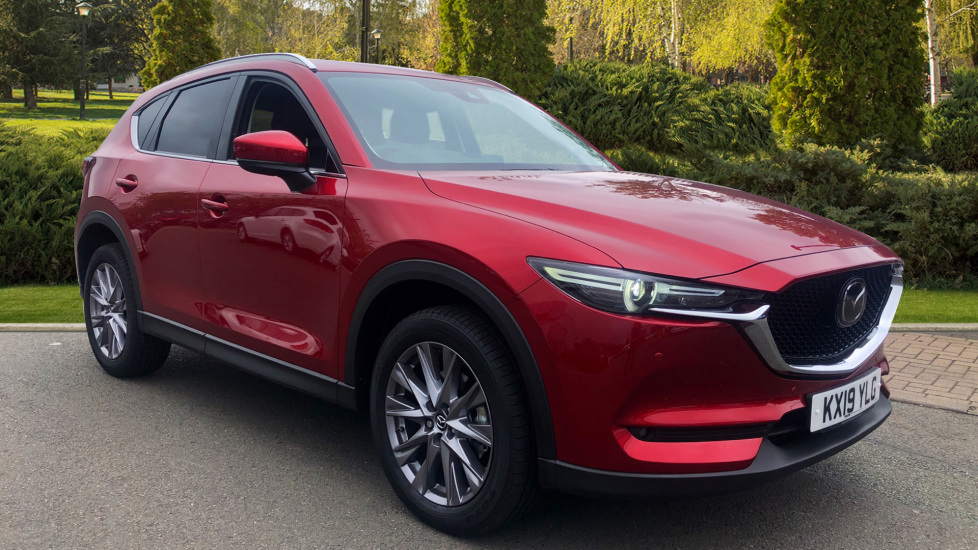 Mazda CX-5 Sport Nav+ 2.2 Diesel 5 door Estate (2019) image