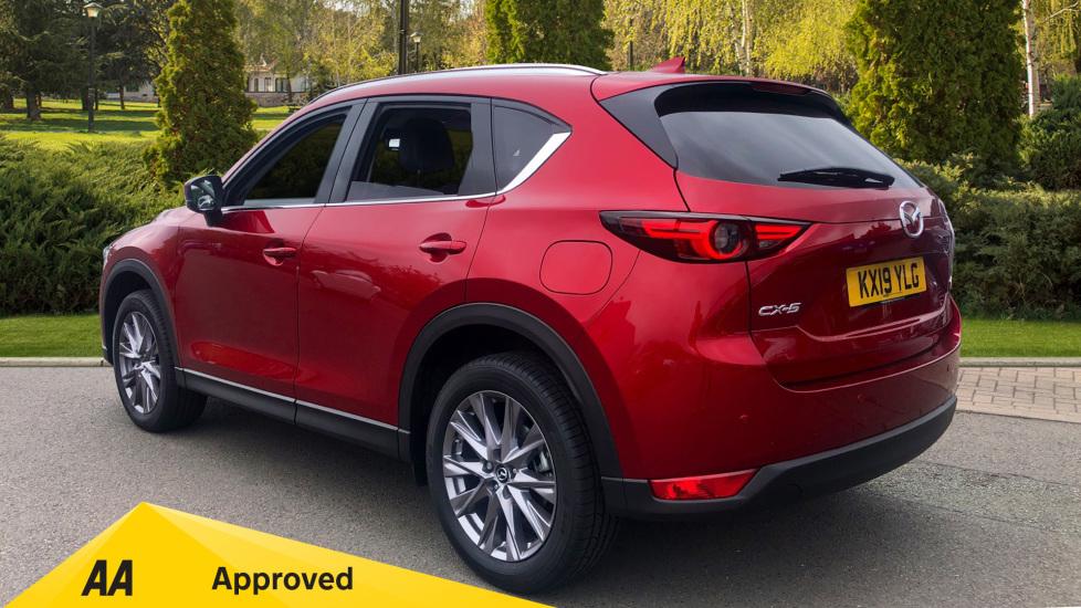 Mazda CX-5 Sport Nav+ image 2