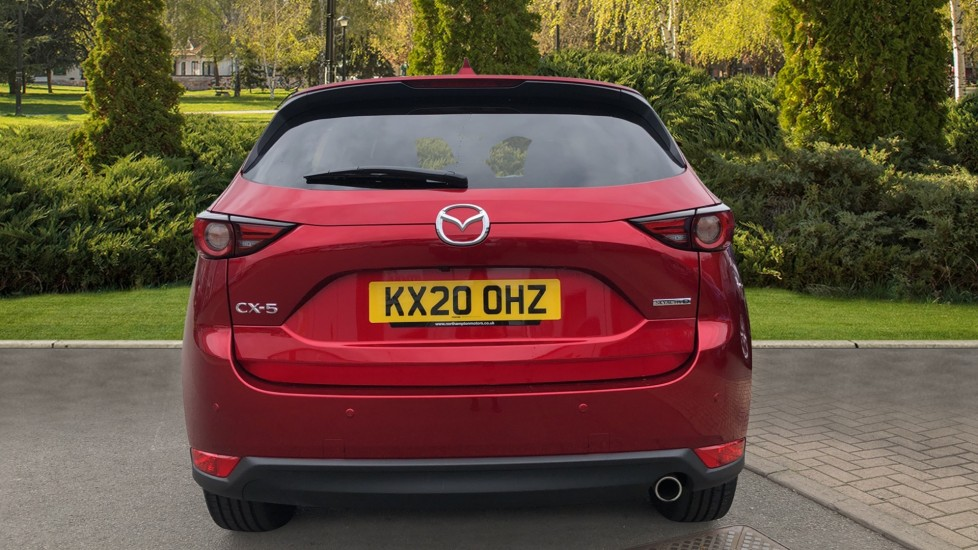 Mazda CX-5 2.2d Sport 5dr image 6