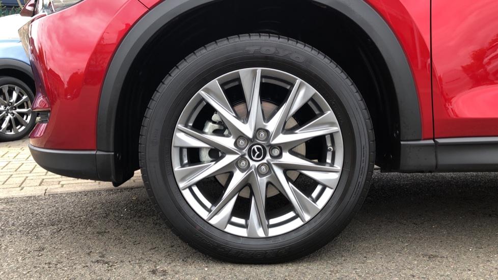 Mazda CX-5 2.2d Sport 5dr image 8