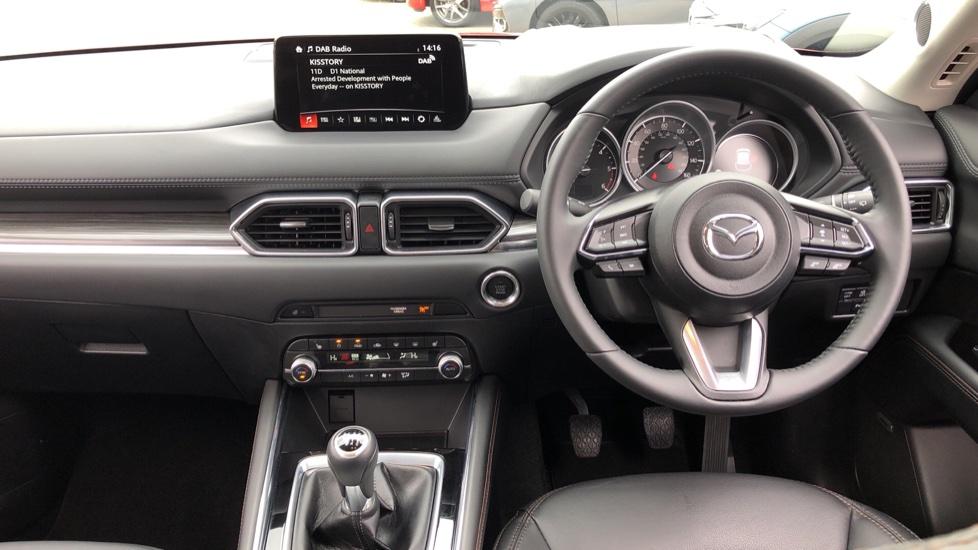 Mazda CX-5 2.2d Sport 5dr image 9