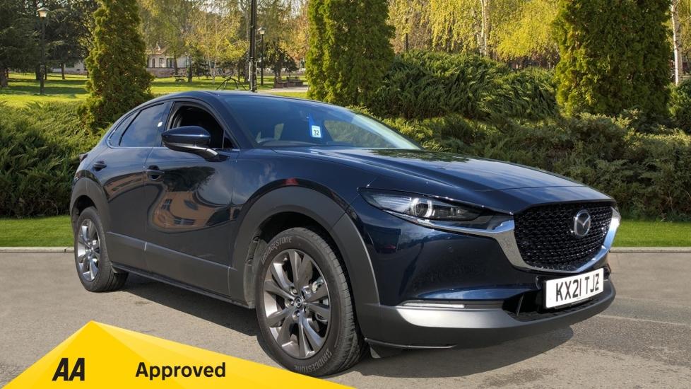 Mazda CX-30 2.0 e-Skyactiv X MHEV GT Sport 5dr - Power Liftgate - Bose Surround Sound System -  1998.0 Hatchback (2021) image