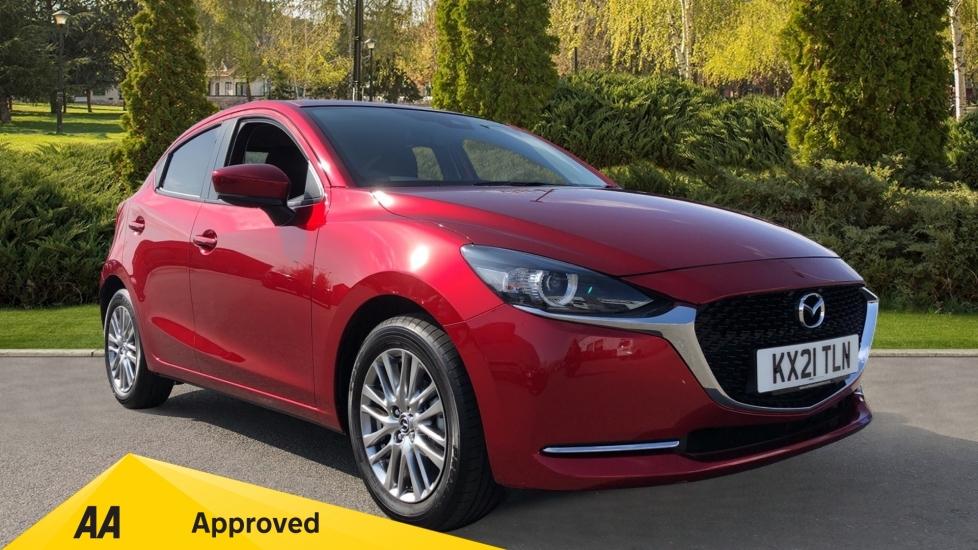 Mazda 2 1.5 Skyactiv-G Sport Nav 5dr Hatchback (2021) image