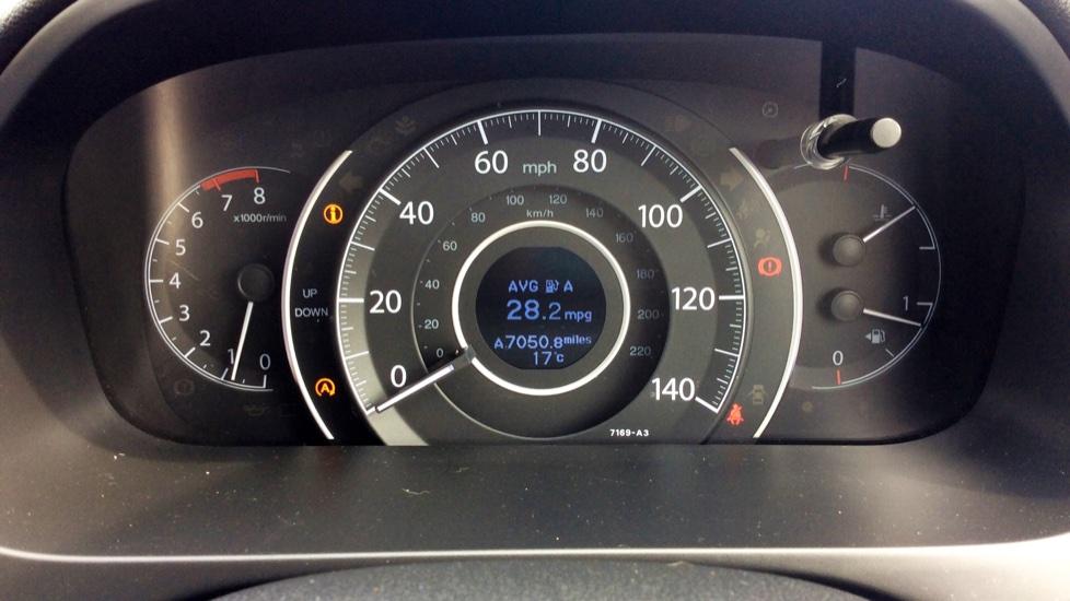 Honda CR-V 2.0 i-VTEC SE 5dr 2WD image 21