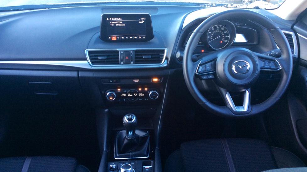 Mazda 3 2.2d SE-L Nav 5dr image 9