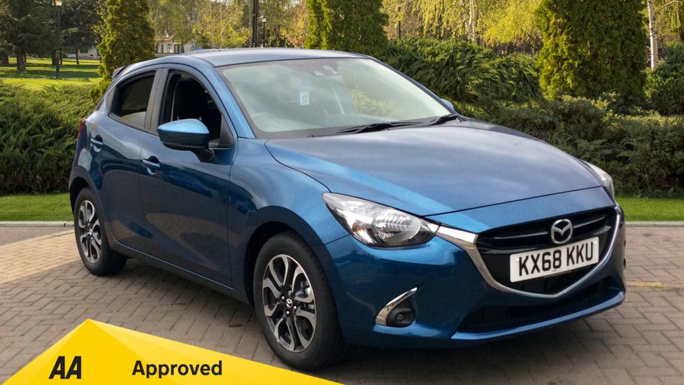 Mazda 2 1.5 Sport Nav+ 5dr Hatchback (2018) image