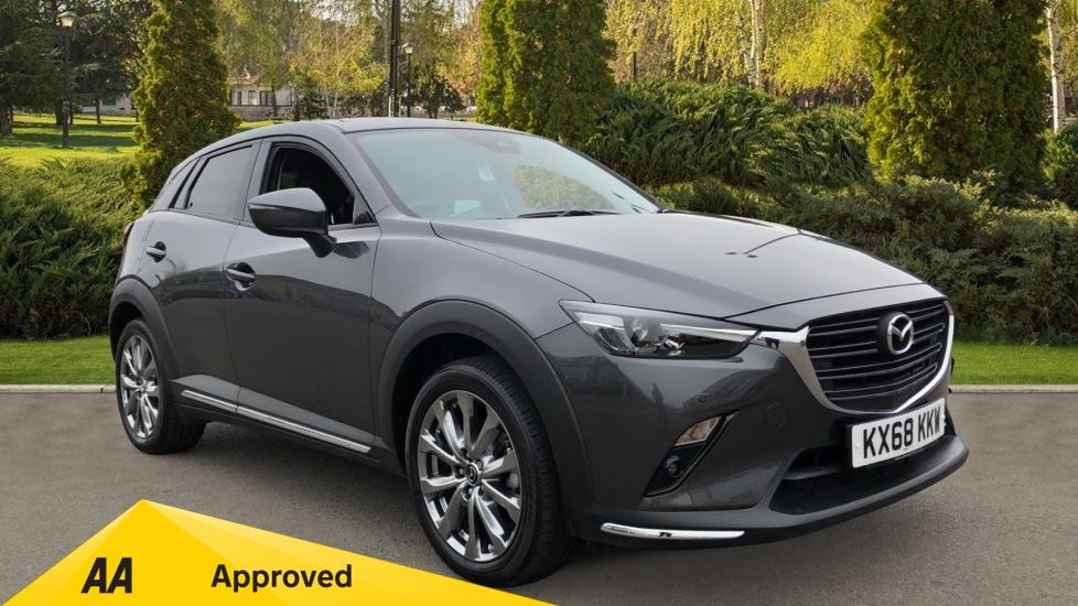 Mazda CX-3 2.0 Sport Nav + Automatic 5 door Hatchback (2018) image