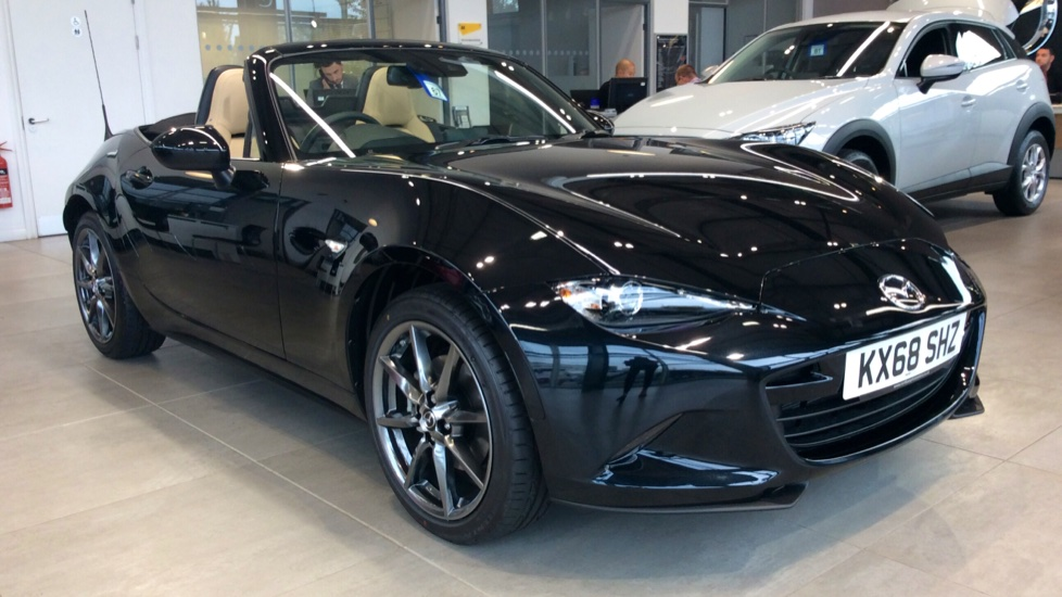 Mazda MX-5 2.0 GT Sport Nav+ 2dr Convertible (2018) at Mazda Northampton Motors thumbnail image