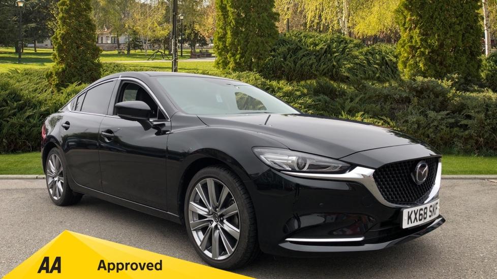 Mazda 6 2.0 Sport Nav+ 4dr Saloon (2018) image