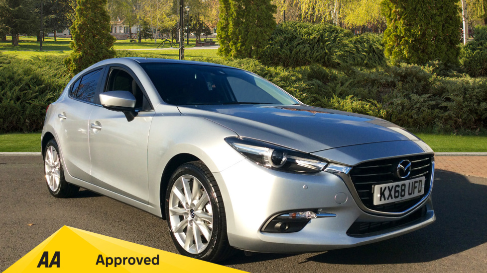 Mazda 3 2.2d Sport Nav 5dr Diesel Hatchback (2018) available from Preston Motor Park Fiat and Volvo thumbnail image