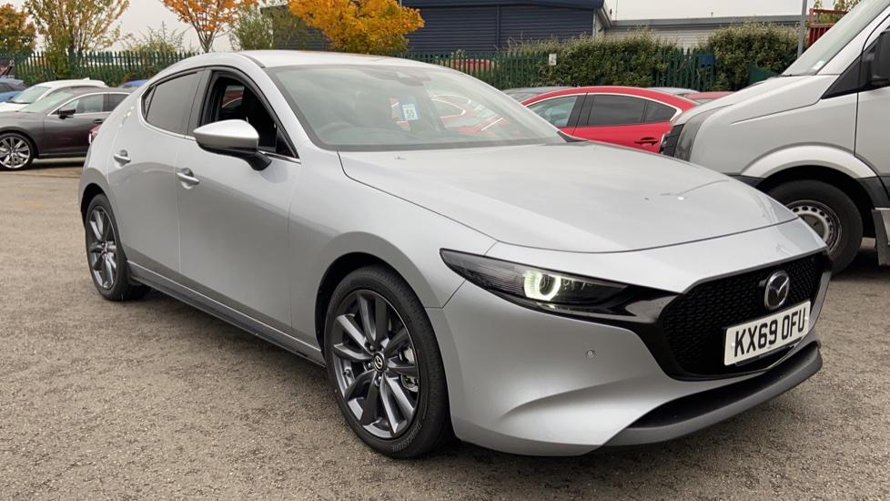Mazda 3 2.0 Skyactiv-G MHEV GT Sport Tech 5dr Hatchback (2019) image