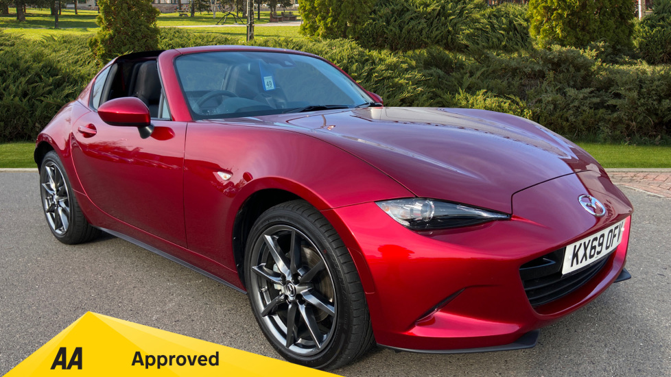 Mazda MX-5 2.0 [184] Sport Nav+ 2dr Convertible (2019) image
