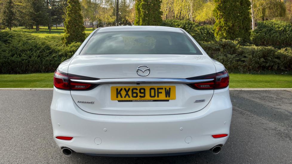 Mazda 6 2.2d Sport Nav+ 4dr image 6