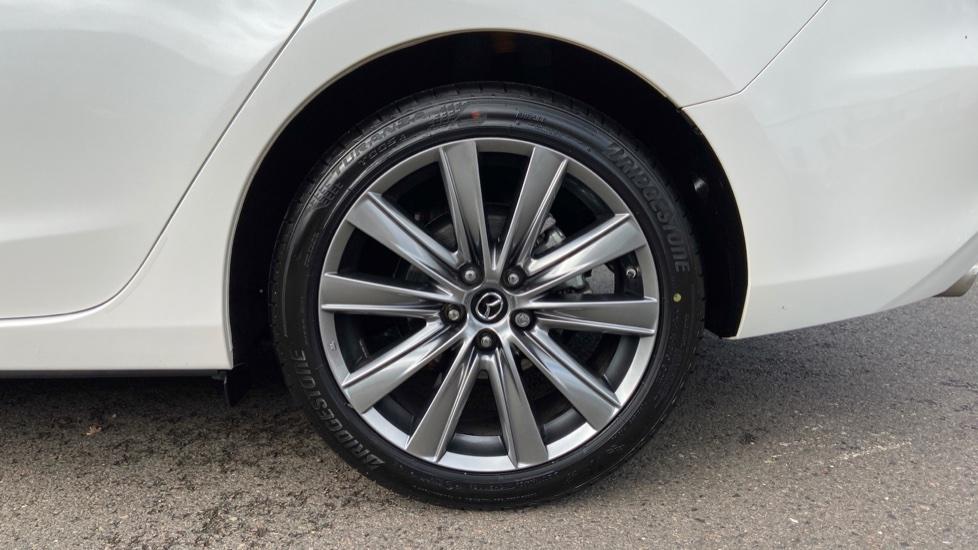 Mazda 6 2.2d Sport Nav+ 4dr image 8