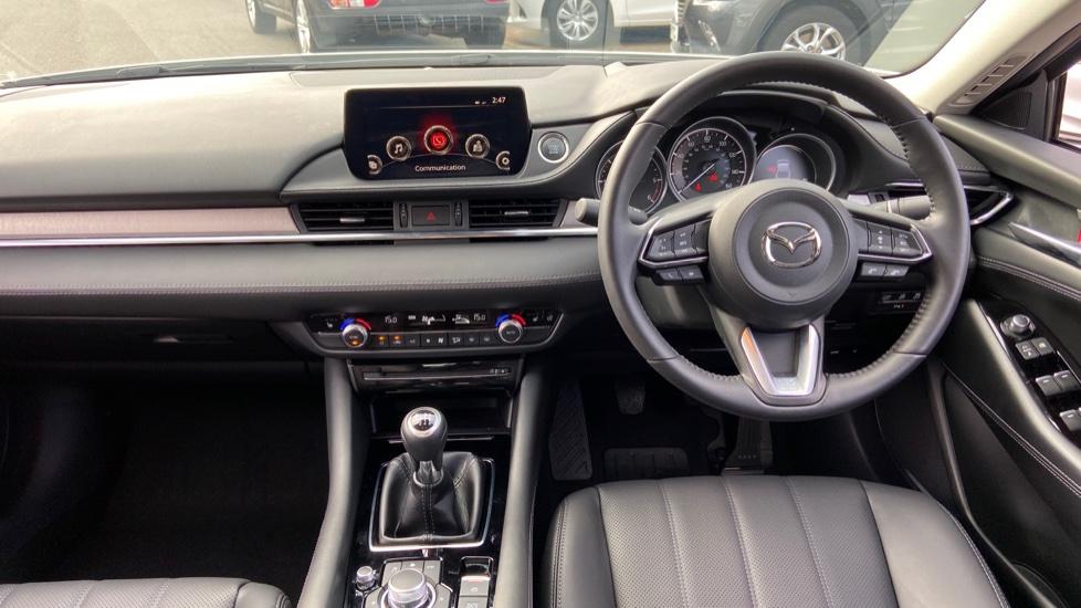 Mazda 6 2.2d Sport Nav+ 4dr image 9