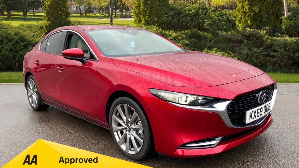 Mazda 3 Fastback 2.0 Skyactiv-X MHEV GT Sport Tech 5dr Hatchback (2019) image