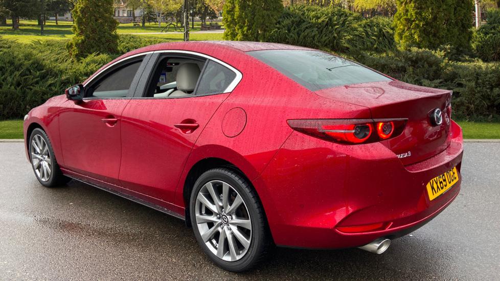 Mazda 3 Fastback 2.0 Skyactiv-X MHEV GT Sport Tech 5dr image 2