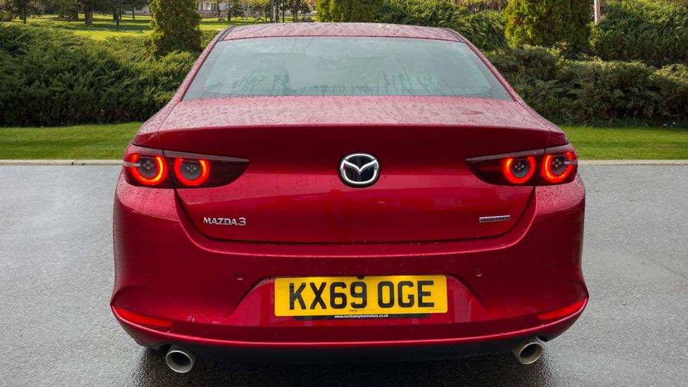 Mazda 3 Fastback 2.0 Skyactiv-X MHEV GT Sport Tech 5dr image 6
