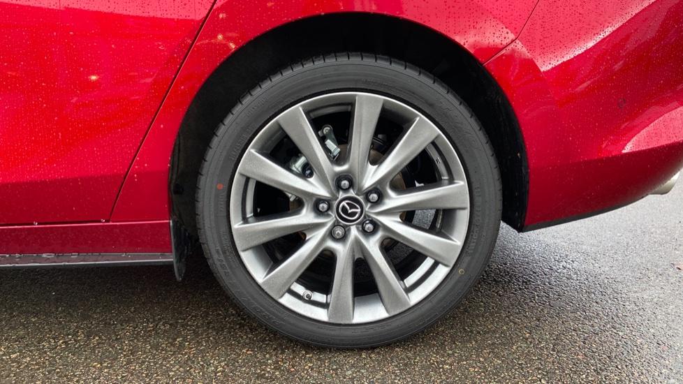 Mazda 3 Fastback 2.0 Skyactiv-X MHEV GT Sport Tech 5dr image 8