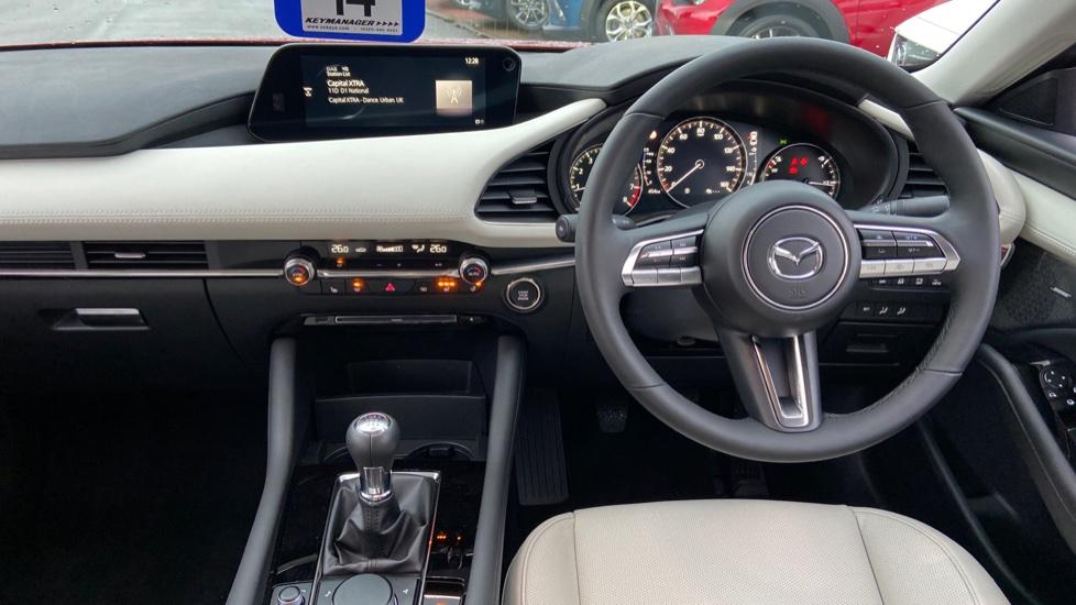 Mazda 3 Fastback 2.0 Skyactiv-X MHEV GT Sport Tech 5dr image 9