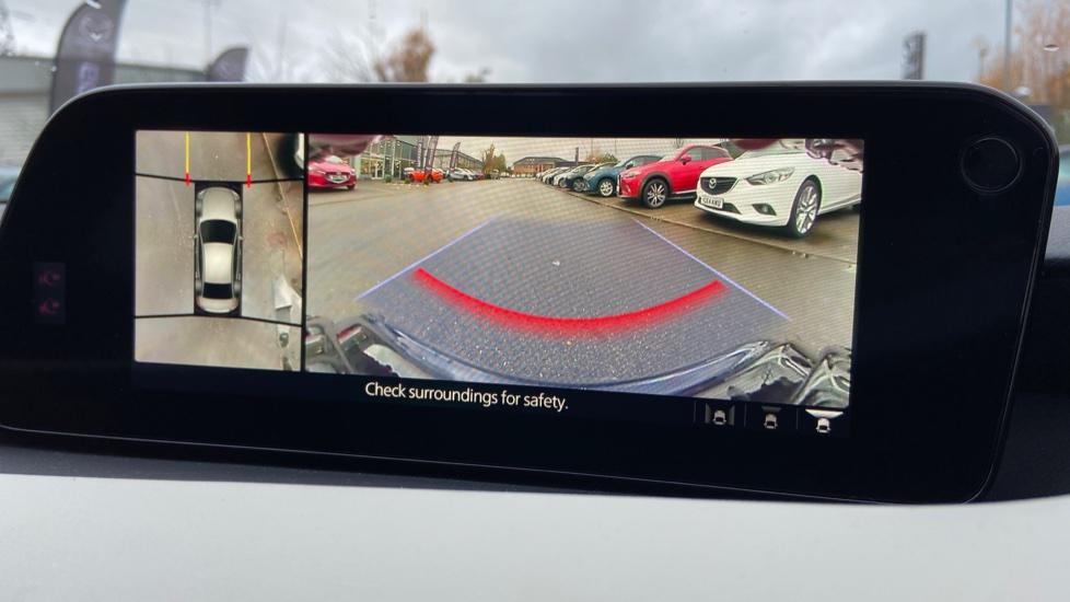 Mazda 3 Fastback 2.0 Skyactiv-X MHEV GT Sport Tech 5dr image 34