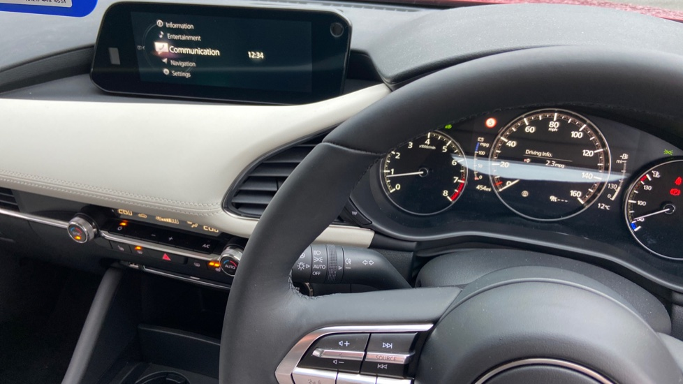 Mazda 3 Fastback 2.0 Skyactiv-X MHEV GT Sport Tech 5dr image 45