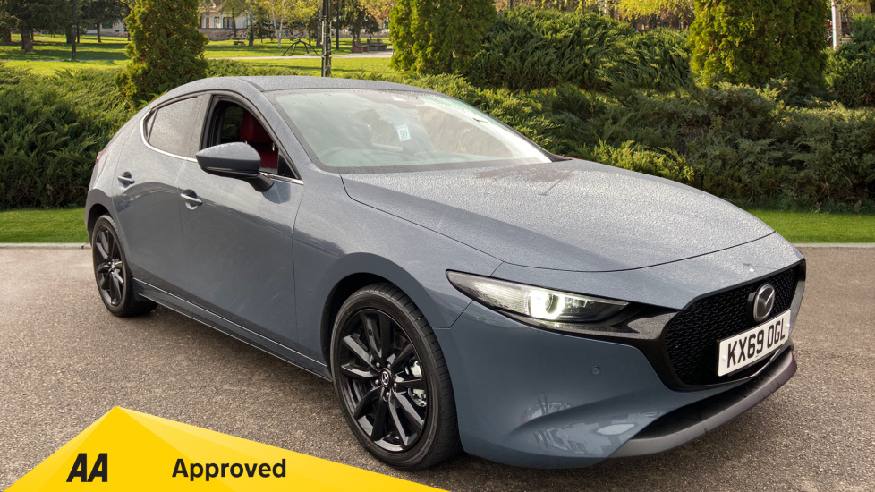 Mazda 3 Hatchback 2.0 Skyactiv-X MHEV GT Sport Tech 5dr Hatchback (2019)