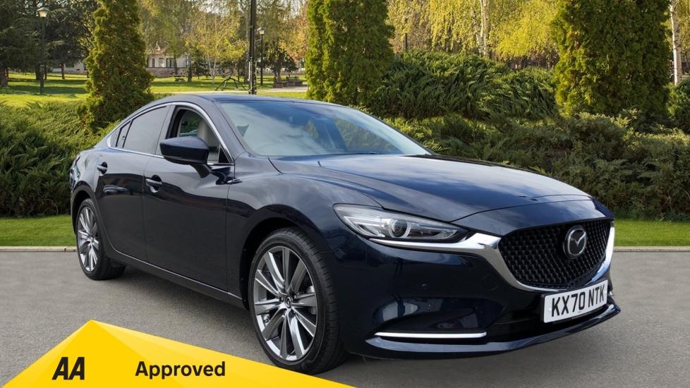 Mazda 6 2.0 Sport Nav+ 4dr Saloon (2020) image