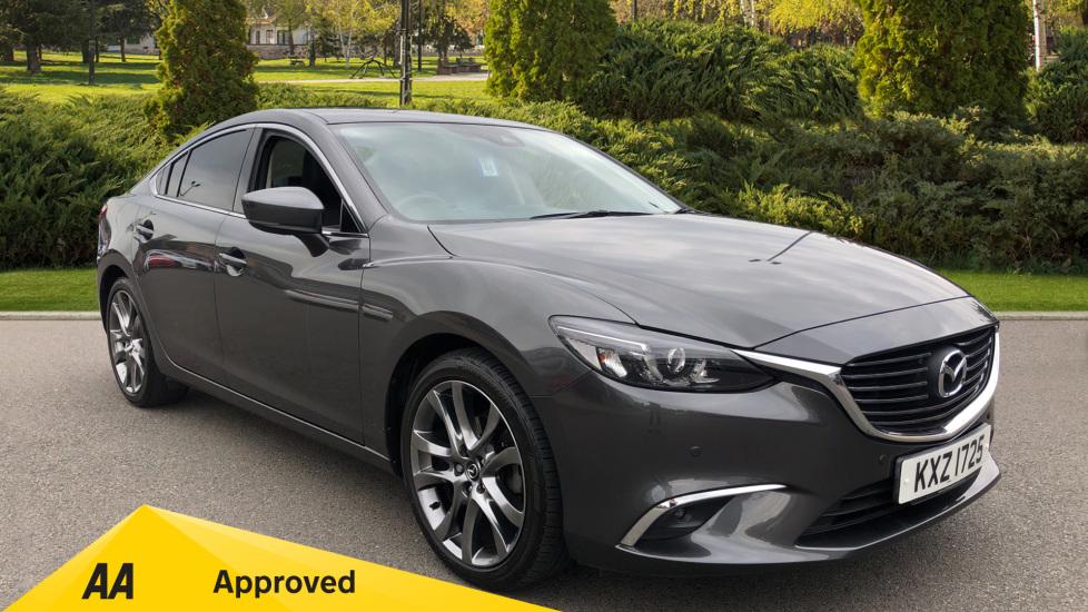 Mazda 6 2.2d Sport Nav 4dr Diesel Saloon (2017) image