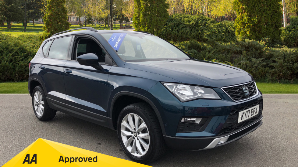 SEAT Ateca 1.6 TDI Ecomotive SE 5dr Diesel Estate (2017)