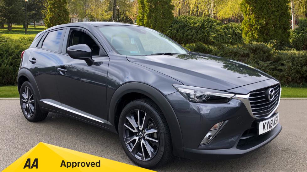 Mazda CX-3 2.0 Sport Nav 5dr Hatchback (2018) image