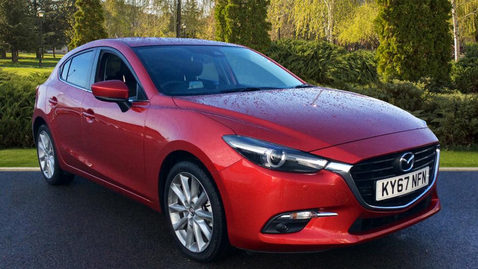 Mazda 3 Hatchback 2 0 Sport Nav 5dr 2017