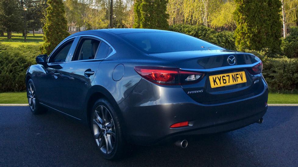 ... Mazda 6 2.2d [175] Sport Nav Image 2 Thumbnail ...