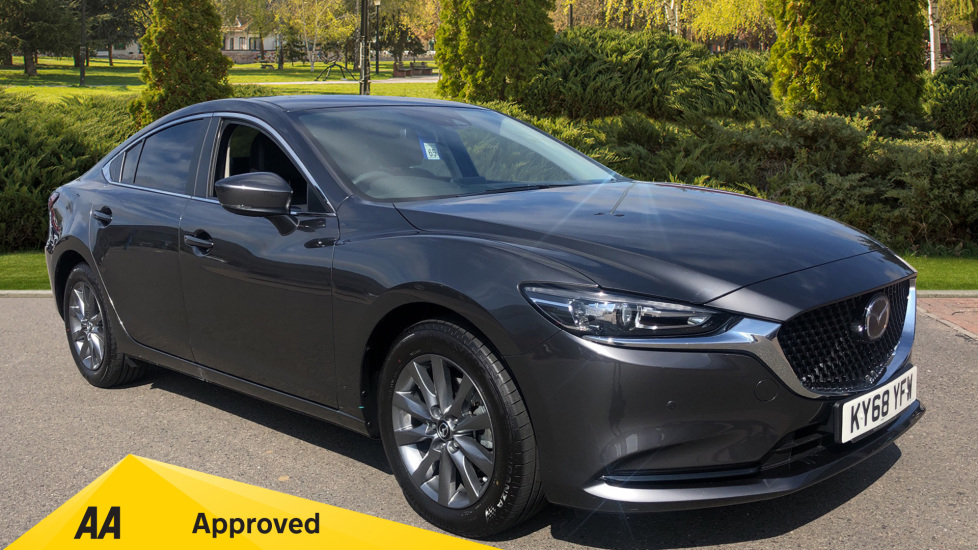 Mazda 6 2.0 SE-L Lux Nav+ 4dr Saloon (2018)