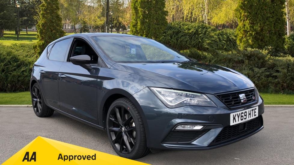 SEAT Leon 1.5 TSI EVO FR Black Edition [EZ] 5dr - Apple Car Play/Android Auto - Navigation - Hatchback (2019)