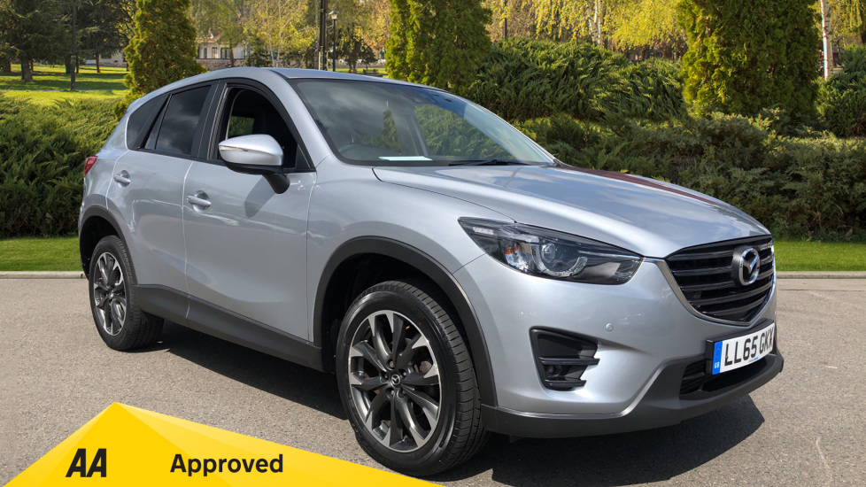 Mazda CX-5 2.2d [175] Sport Nav 5dr AWD Diesel Automatic Estate (2015) image